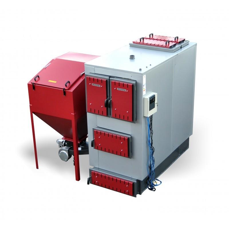 Kocioł Klaster 5 - 150 kW  5 KLASA / ECODESIGN